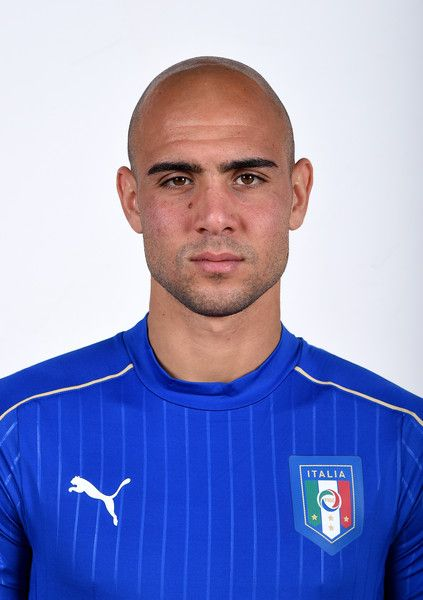 Simone Zaza Photos Photos - Simone Zaza of Italy poses during the official portrait session at Coverciano on November 10, 2015 in Florence, Italy. - Italy Team Portraits
