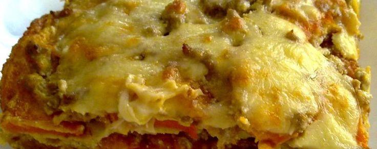 La parmigiana di zucca Un mix di sapori autunnali