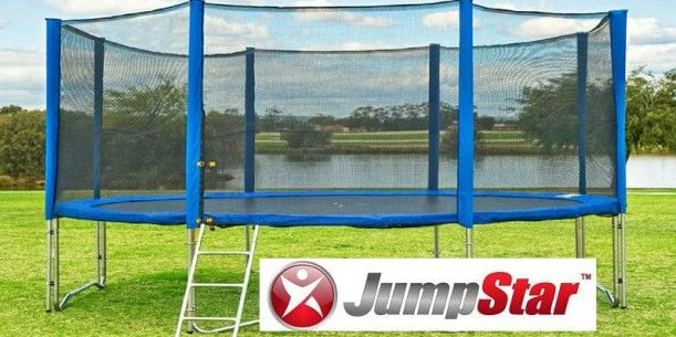 Celebrate and WIN with Jump Star Trampolines | Stay at Home Mum