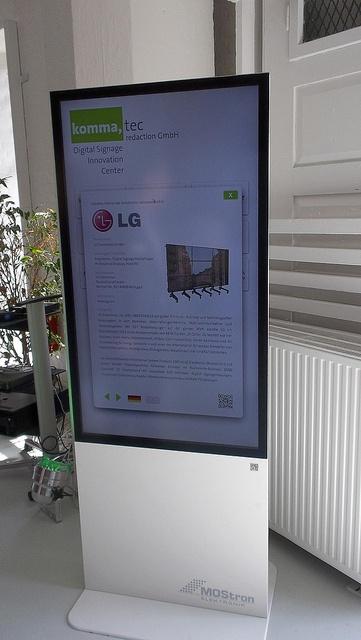 Digital Signage Innovation Center