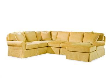 Lee industries sectional series 2375 series sectionals for Canape winson