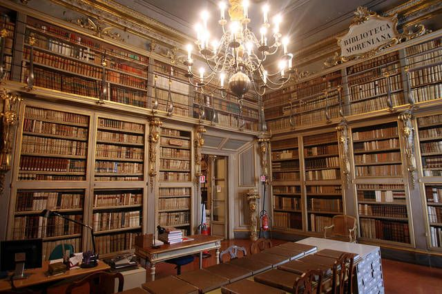 Biblioteche in Italia - Biblioteca Moreniana, Firenze