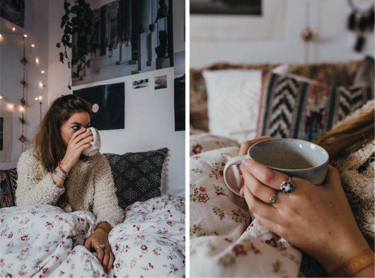 About A Space: Charlotte Wiesiolek's Cozy Bedroom - Urban Outfitters - Blog