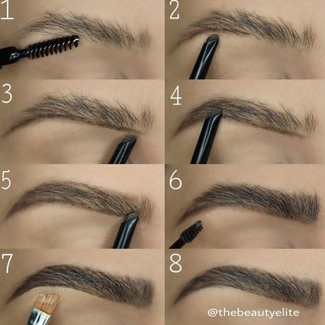 The Complete Guide How to Apply Eye Makeup ★ See more ...