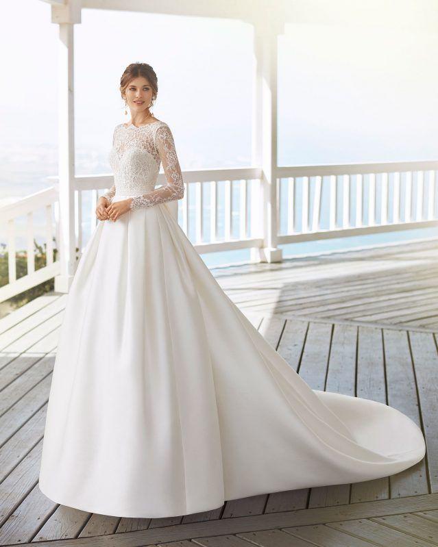Cuzco Bridal 2020 Rosa Clara Collection Stunning Wedding Dresses Second Wedding Dresses Ball Gown Wedding Dress