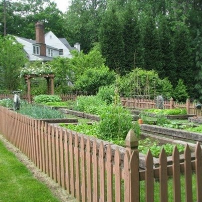 images about Garden gatesfences on Pinterest