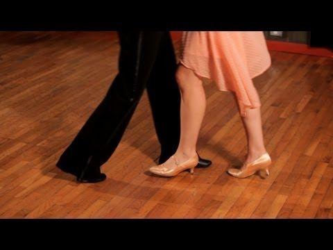 How to Do a Foxtrot Corner Step | Ballroom Dance - YouTube... ✤ॐ ♥..⭐.. ▾ ๑♡ஜ ℓv ஜ ᘡlvᘡ༺✿ ☾♡ ♥ ♫ La-la-la Bonne vie ♪ ❥•*`*•❥ ♥❀ ♢♦ ♡ ❊ ** Have a Nice Day! ** ❊ ღ‿ ❀♥ ~ Sa 5th Dec 2015 ... ~ ❤♡༻ ☆༺❀ .•` ✿⊱ ♡༻