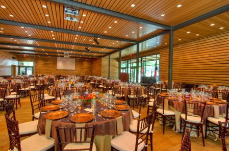 Event Spaces | Jack Guenther Pavilion