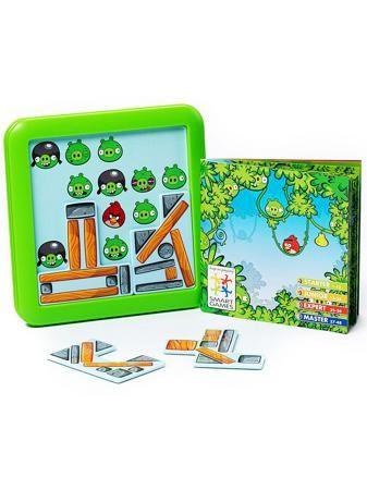 BONDIBON Логическая игра ANGRY BIRDS PLAYGROUND под конструкцией, арт.SG AB 470 RU  — 744 руб.  —  Веселый поединок мужественной сердитой птички с бандой злобных зеленых свинок. Никто уже не помнит, отчего рассердились маленькие круглые птички на зеленых свинок, но теперь они непримиримые враги. В этой игре лишь одна героическая сердитая птичка вынуждена в одиночку противостоять дюжине враждебных свиней. Чтобы выстоять, она должна построить крепость особой неприступной конструкции, используя…
