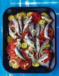 HomeFood.gr - Συνταγές - Σαρδέλες πλακί, όπως στη Λέσβο
