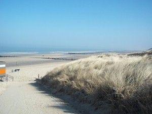 strand van Domburg