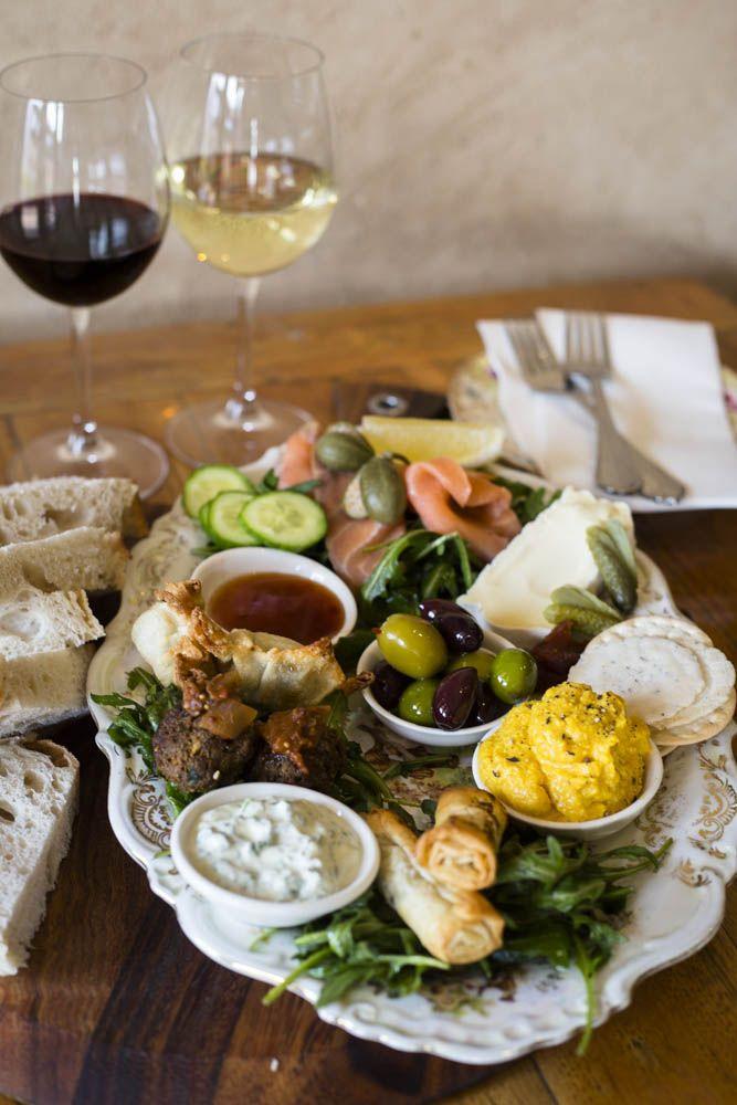 Wine Food Farmgate: Brass Razu, Mornington Peninsula