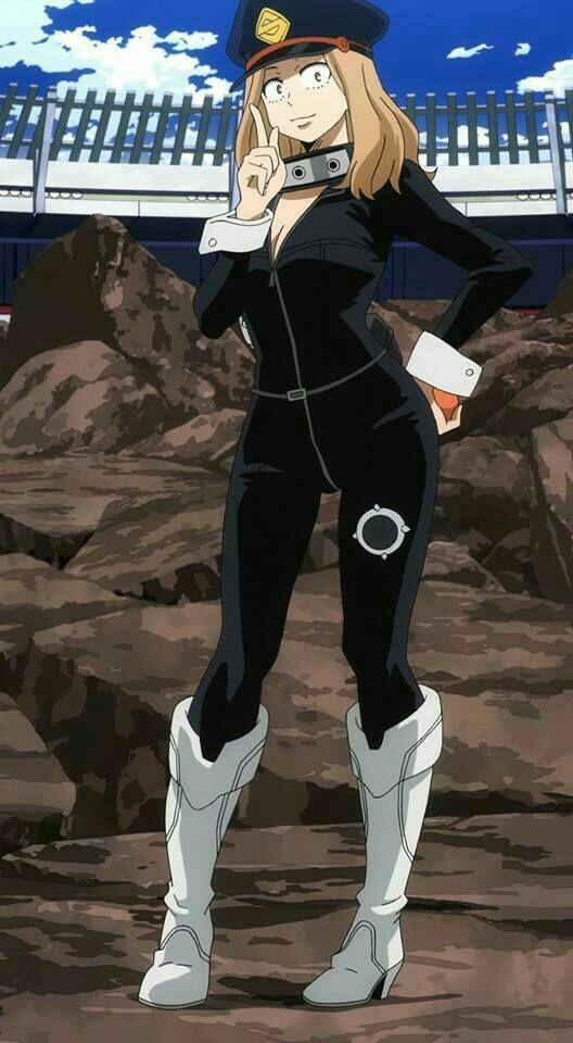 Camie Utsushimi My Hero Academia Mha Bnha Hero Animegirl