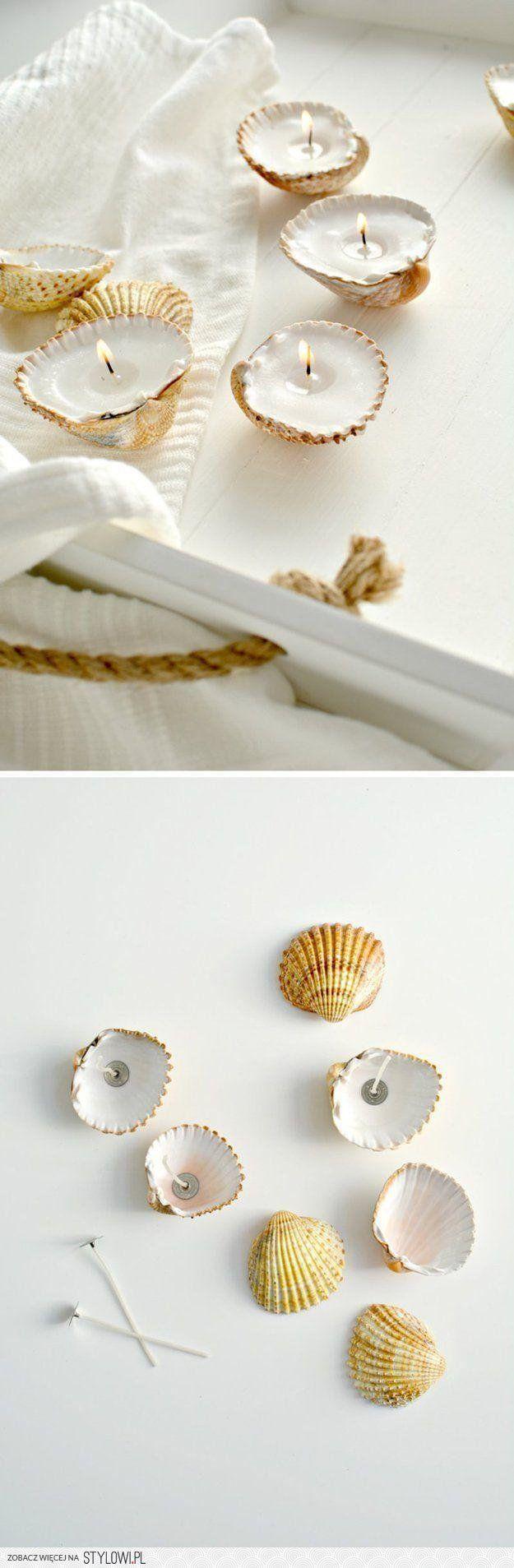 best 25 seashell candles ideas on pinterest shell candles