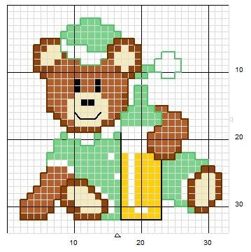 Little bear green