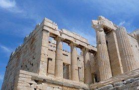 Grecia, Acrópolis, Atenas, Antigua