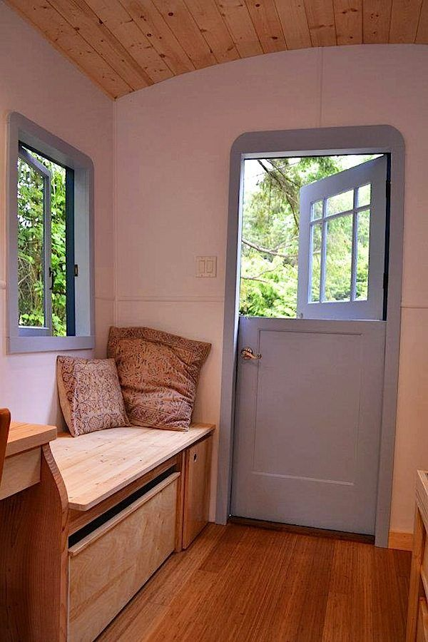 17 best images about tiny house ideas on pinterest for Half door ideas
