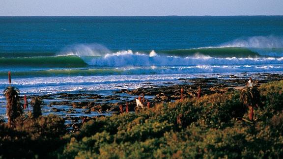 Jeffery's Bay, South Africa...