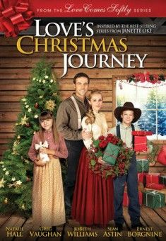 Love's Christmas Journey Part 1, Love Comes Softly series #11, Hallmark, 2011, Natalie Hall, Dylan Bruce.  Love.