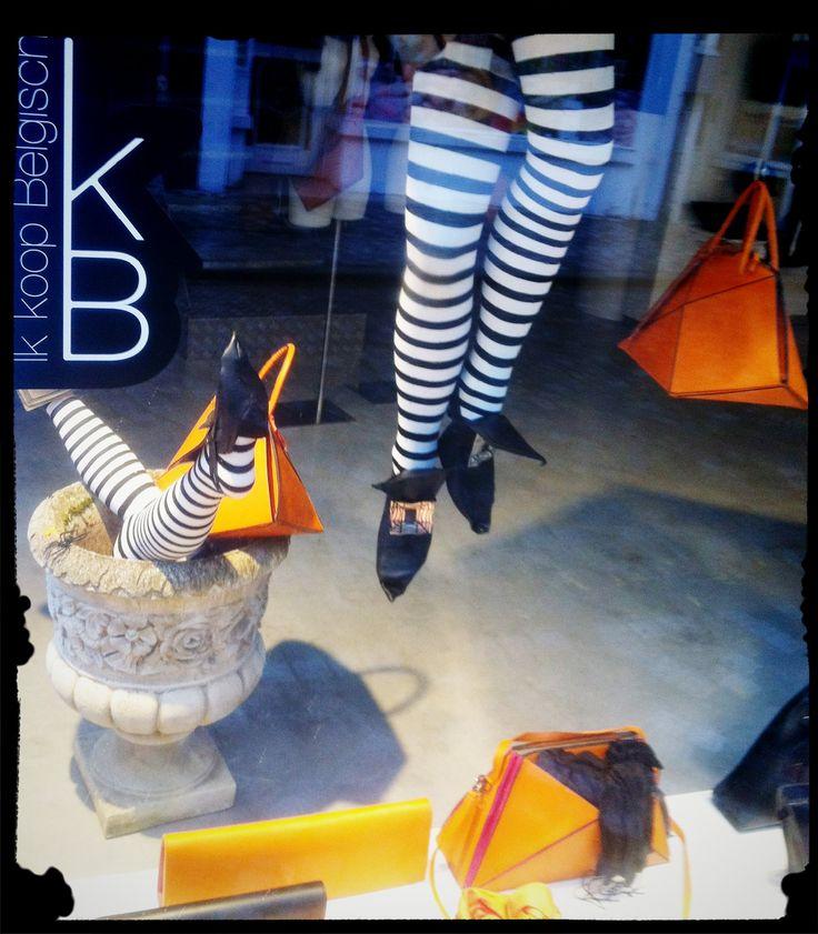 Halloween - window display - etalage - shop - www.awardt.be