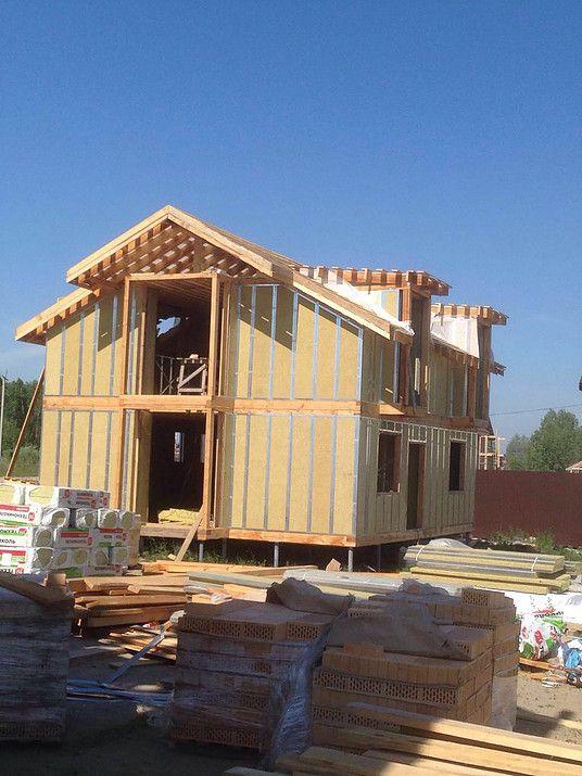 КАЛИАР строительная компания | Технология Ка-панель