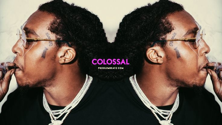 """Migos type beat 2017 x Gucci Mane x Young Dolph """"Colossal"""" 