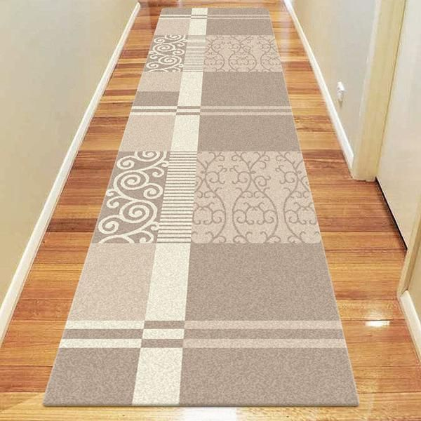 IMPERIAL CARVING CROWDED DESIGN RUNNERS RUGS