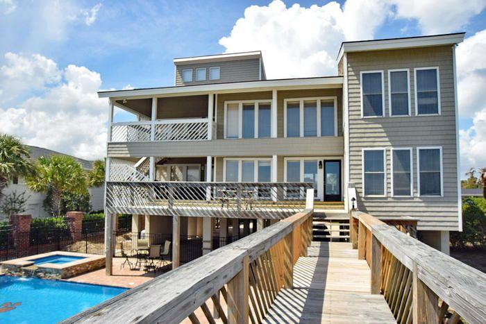 Myrtle Beach Vacation Rentals | TIGERS DEN | Myrtle Beach - Ocean Drive