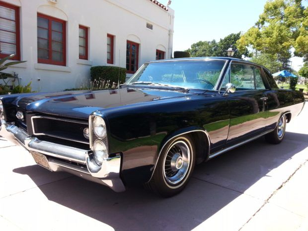 1964 Pontiac Grand Prix 421 HO 4-Speed | Bring a Trailer