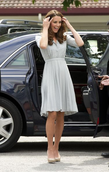 Kate Middleton Photo - The Duke And Duchess Of Cambridge Diamond Jubilee Tour - Day 3
