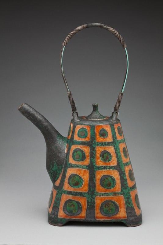 Peter Karner. Ceramic #teapot.