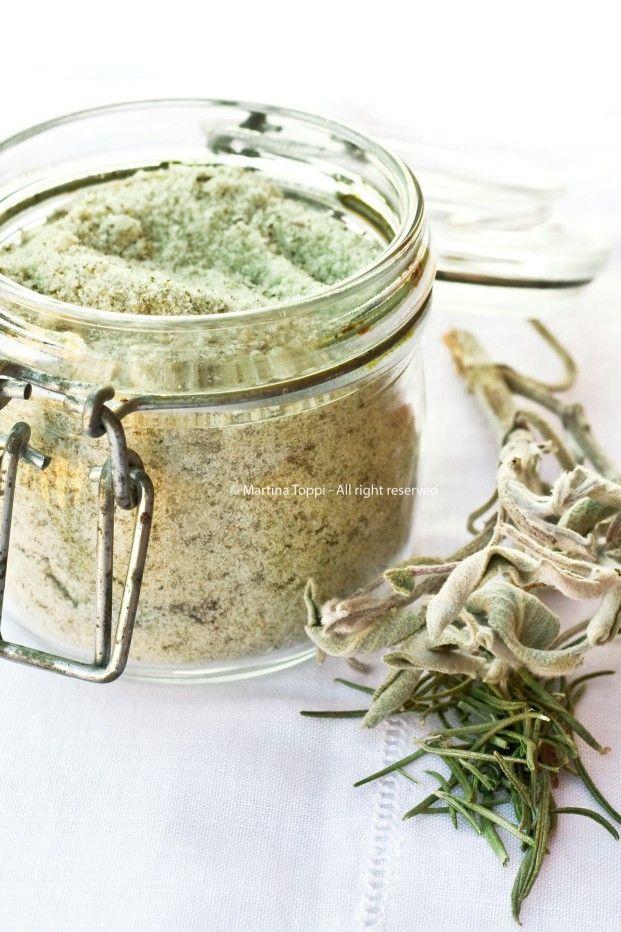 Il sale aromatico