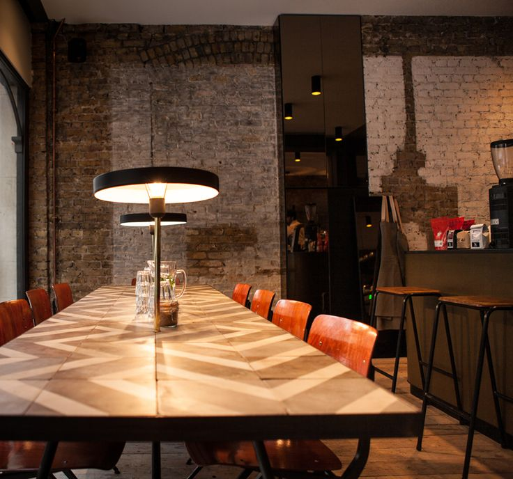 Association Coffee / London / Table