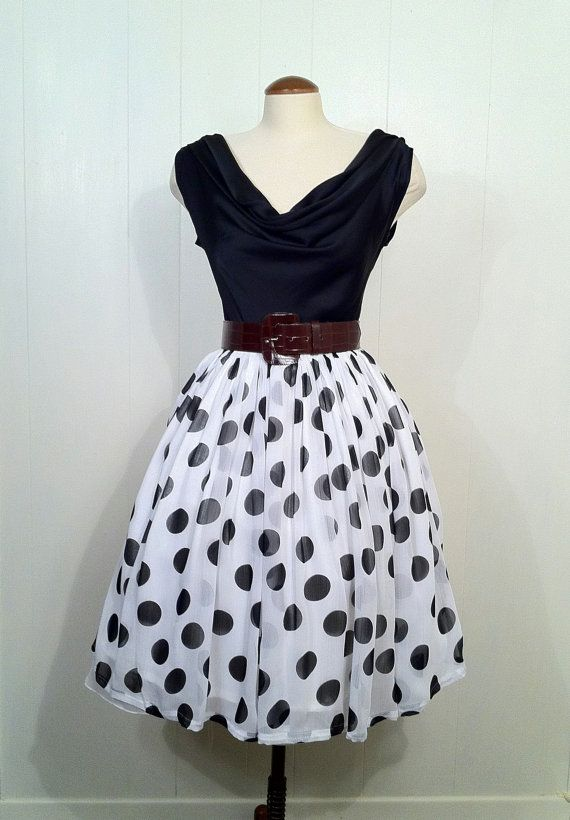 Another 50s dress love!