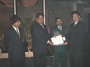 Dr. Teuku Mirza Iskander
