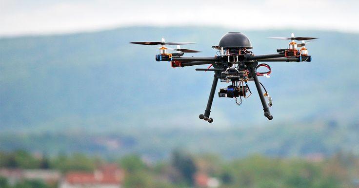 Τα drones και οι 10 τομείς επιχειρηματικής ανάπτυξης