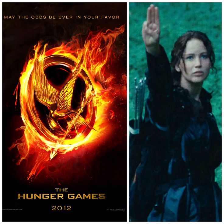 Finally watched The Hunger Games, what a film. Jennifer Lawrence is something else