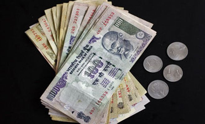 The rupee today gained 19 paise to 54.43 against the dollar in early trade. (Reuters)