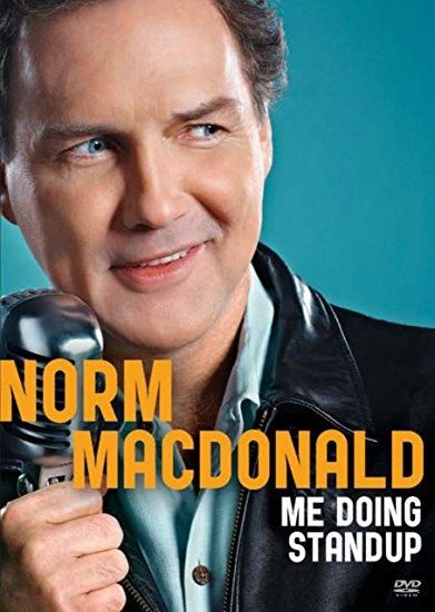 Norm Macdonald - Norm Macdonald: Me Doing Standup