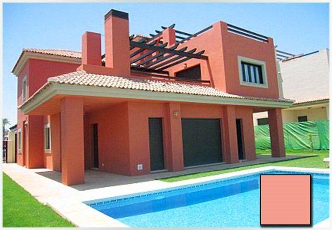 Colores para casas exteriores comex 650 450 pixeles for Pintura exterior de casas