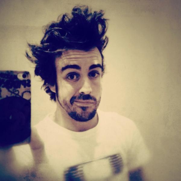 Fernando Alonso <3 See you in November! ;-)