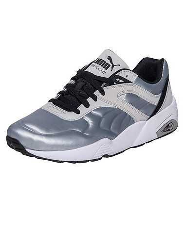 #FashionVault #puma #Men #Footwear - Check this : PUMA MENS Silver Footwear / Sneakers for $69.95 USD