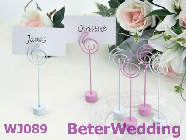 Aliexpress.com : Buy 38pcs Free Shipping Floral themed wedding party decoration WJ089 or WJ090 place card holder from Reliable Italian Wedding Favors suppliers on Your Unique Wedding Favors $90.00