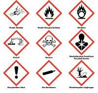 Label (Tanda) Kemasan Bahan/Material Berbahaya (B3)