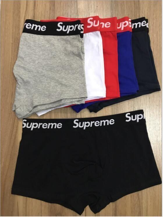 83f8b1cfb45d 4.99 GBP - Fashion Supreme Hanes Boxer Briefs Black White Underwear Size  M-2Xl #ebay #Fashion