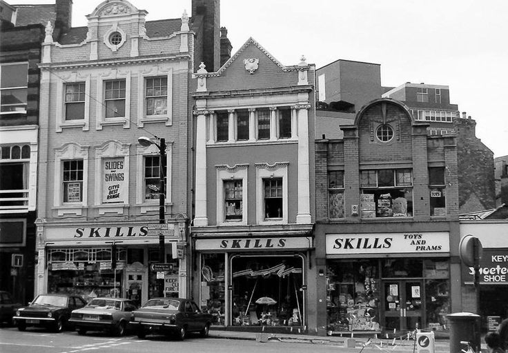 Skills Toy Shop Chapel Bar, Nottingham.  All my toys were from there. I loved going there with my Dad.