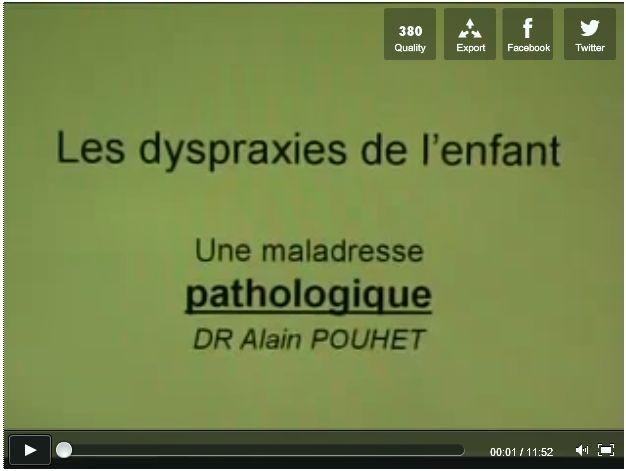 La dyspraxie expliquée en 12 minutes