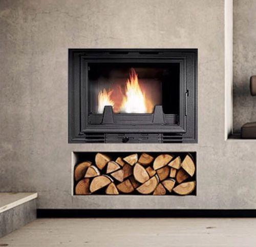 Inset-Stove-Multifuel-Fire-Wood-Burner-Plasma-Cassette-Style-New-Guaranteed