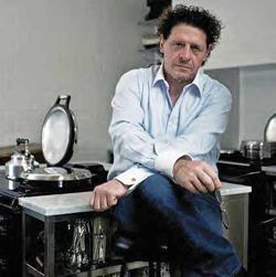 31 best images about celebrity chefs aga on pinterest for Marco pirotta chef
