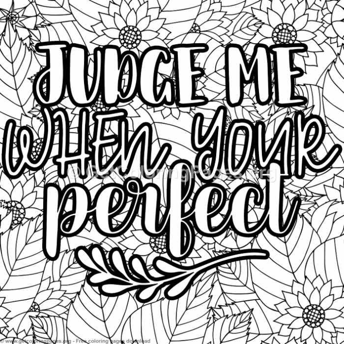 Pin By Valarie Ante On Color Me Sweary Coloring Pages Swear Word Coloring Book